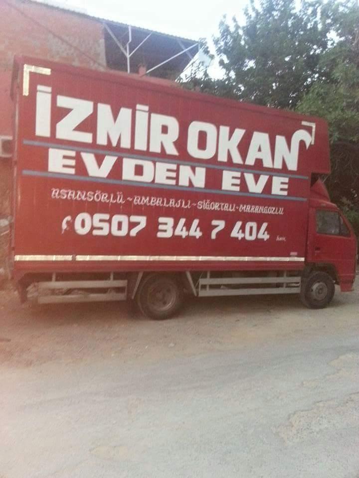İzmir Ev Taşıma.